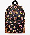 Odd Future Donut mochila negra