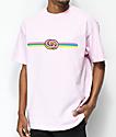 Odd Future Eternity Donut Bar camiseta rosa