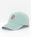 Odd Future Logo gorra de color menta