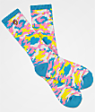 Odd Future Multi-Colored Camo calcetines