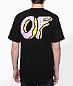 Odd Future OF Donut Black T-Shirt