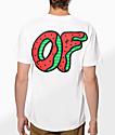 Odd Future OF Watermelon Donut camiseta