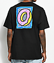 Odd Future Pro Tour LA camiseta negra