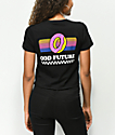 Odd Future Racing Black Crop T-Shirt