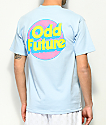 Odd Future Retro Logo Light Blue T-Shirt