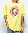 Odd Future Waffle Cone camiseta amarilla