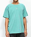 Odd Future camiseta turquesa con bordado