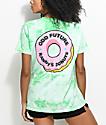 Odd Future x Randy's Donuts Mint Tie Dye T-Shirt