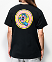 Odd Future x Santa Cruz Hand Dot Black T-Shirt