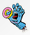 Odd Future x Santa Cruz Screaming Donut pegatina