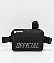 Official Black Tristrap Bag