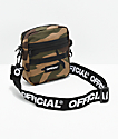 Official Camo Utility Shoulder Bag