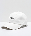 Old Friends Solo Board gorra blanca de béisbol