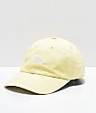Old Friends Solo Board gorra de béisbol amarilla