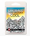 One Ball Jay 4WD Cool Snowboard Wax