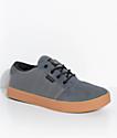 Osiris Mesa Charcoal & Gum Skate Shoes