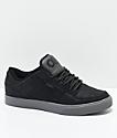Osiris Protocol Black, Charcoal & Work Skate Shoes