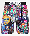 PSD x Rick and Morty Mash Up II Boxer Briefs