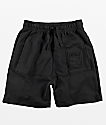 PUMA Archive Black Bermuda Terry Shorts