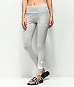 PUMA Athletic Logo Grey Leggings