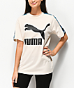 PUMA Revolt Taped Birch T-Shirt