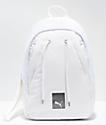 PUMA Small White Backpack