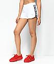 PUMA Spark White Shorts