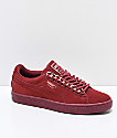 PUMA Suede Classic Pomegranate Red Chain Shoes