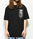 PUMA Tower Logo Black T-Shirt