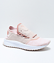 PUMA Tsugi Shinsei Pearl, Peach Beige & White Shoes