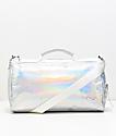 PUMA Uppercut Iridescent & Pastel Duffle Bag
