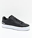 PUMA x Black Scale Court Platform Black & White Shoes