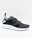 PUMA x Black Scale Tsugi Blaze EvoKNIT zapatos en negro, gris y blanco