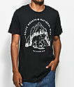 Parks Project CO Rocky Mountain Bear camiseta negra