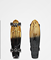 "Penny Nickel Black Gold 27"" Cruiser Complete Skateboard"