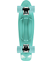 """Penny Tinted Mint 22"""" cruiser completo de skate"""