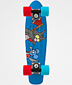 """Penny x The Simpsons Itchy & Scratchy 22"""" Cruiser tabla de skate completa"""