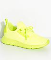 People Footwear Waldo Knit Galaxy Green Shoes