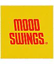 Petals & Peacocks Mood Swings Records Sticker