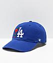 Petals & Peacocks x '47 LA Dodgers gorra azul