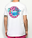 Pink Dolphin Oasis camiseta blanca