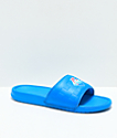 Pink Dolphin Waves 2.0 sandalias azules