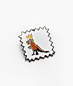 Pintrill Basquiat Dinosaur Pin