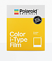 Polaroid Originals i-Type Color Instant Camera Film