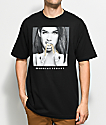 Popular Demand Gold Links Black T-Shirt