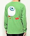 Post Malone Candy Paint camiseta verde de manga larga