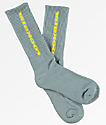 Post Malone Rockstar Grey Crew Socks