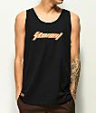 Post Malone Stoney camiseta negra sin mangas