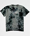 Primitive Boys Nuevo Waves Black Tie Dye T-Shirt