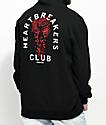 Primitive Club sudadera negra con capucha